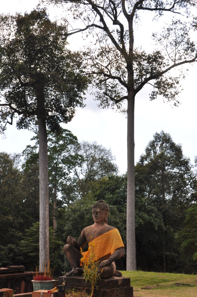 Buddha, Siem Reap, Cambodia, Angkor Wat