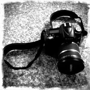Camera, Nikon D90