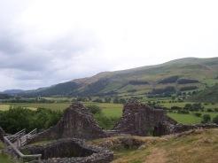 Castell-Y-Bere, Llywelyn, Wales, UK, Britain