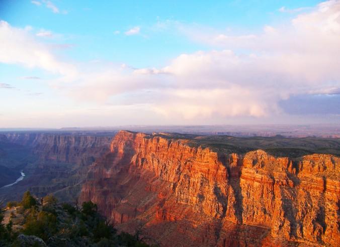 Grand Canyon, Arizona, Sunset