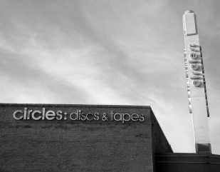 Circles! Sadly, they've gone out of business, but it was a cool place.