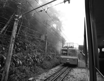 Trem do Corcovado, Rio de Janeiro, Brazil