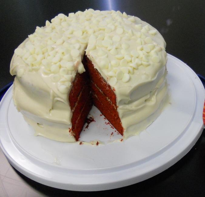 Red Velvet, Cake