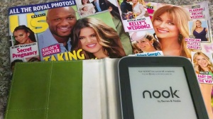 Nook, US Weekly, Magazines