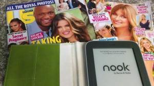 Nook, US Weekly, Magazines