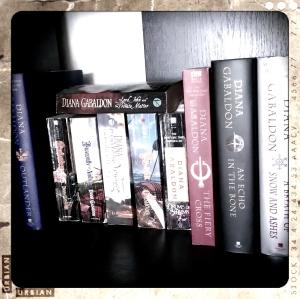 Outlander series – Diana Gabaldon