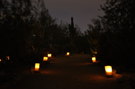 Luminaria, Phoenix, Arizona