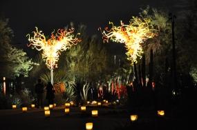 LuminariaChihuly, Phoenix, Arizona