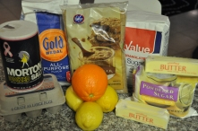 Baking, Lemon Bars