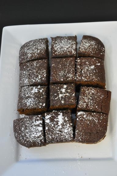Gingerbread, baking