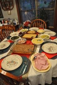 Christmas, food