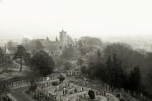 Stirling, Scotland, UK, cemetery