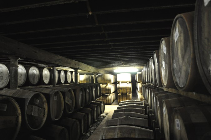 Bruichladdich, casks, barrels, scotch, whisky, Islay, Scotland