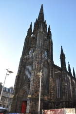 St Columbas, Royal Mile, Edinburgh, Scotland