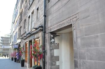 Fishers Close, Royal Mile, Edinburgh, Scotland