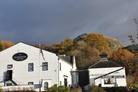 Glengoyne, distillery, scotch whisky, Scotland
