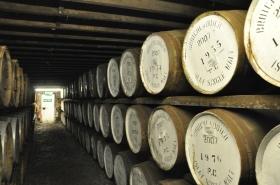 Bruichladdich, casks, barrels, scotch, whisky, Islay, Scotland