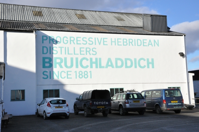 Bruichladdich, distillery, scotch, whisky