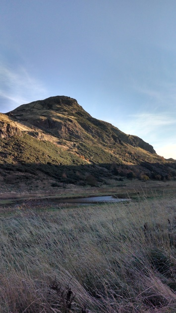 Arthurs Seat, Edinburgh, Scotland