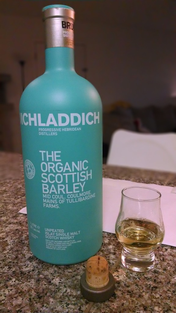 Bruichladdich, scotch, whisky, Islay, Scotland