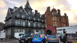 Columba Hotel, Oban, Scotland, UK