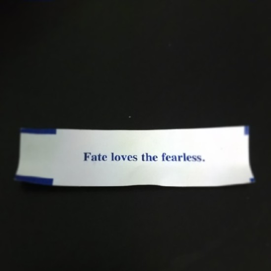 fortune cookie, chinese, fate