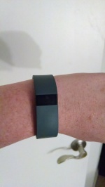 FitBit, Force, pedometer, mobility