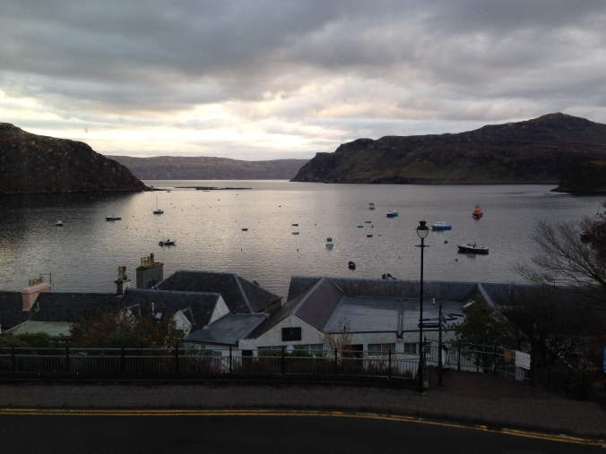 The Royal Hotel, Portree, Skye, Scotland, UK
