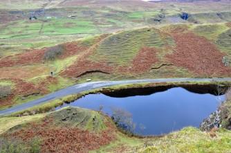 Fairy Glen, Uig, Isle of Skye, Scotland, UK