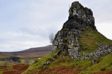 Fairy Glen, Uig, Isle of Skye, Scotland, UK