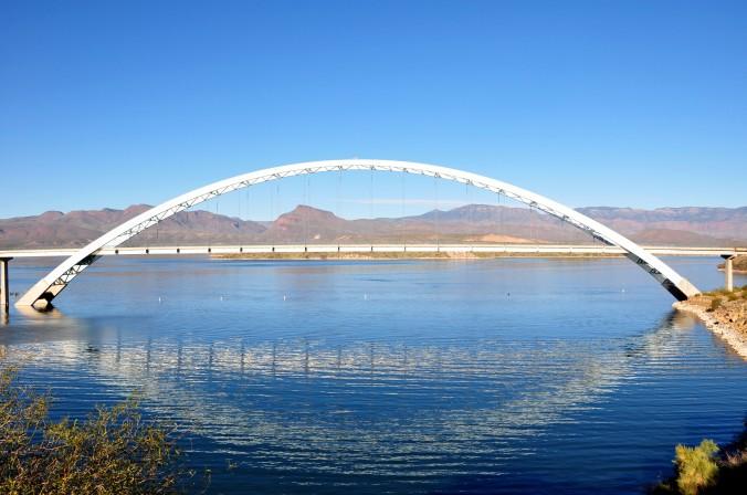 Lake Roosevelt, Arizona