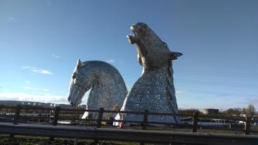 Falkirk Horses, Scotland