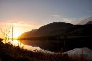 Sunset, Scotland, UK