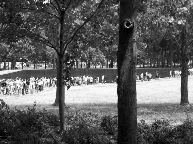Vietnam War Memorial, Washington D.C.