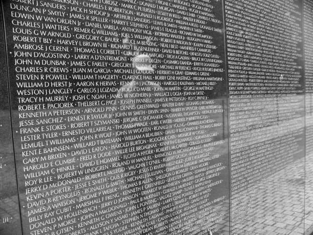 Vietnam War Memorial, Washington D.C.