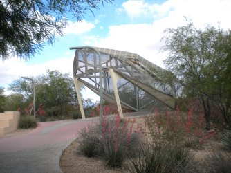 Tucson, Rattlesnake Bridge