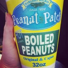 boiled peanuts, instagram