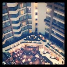 hotel, lobby, instagram