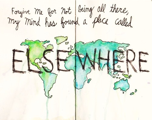 Introvert, travel