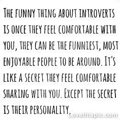 Quotes About Introverts Alluring Growing Up Introvert  Pondertheirrelevant