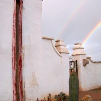 Mission San Xavier del Bac, Tucson