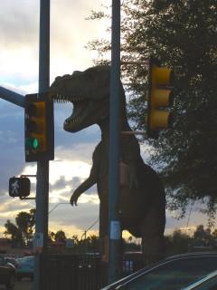Tucson, dinosaur