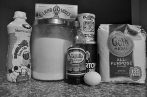sugar cookies, ingredients, baking, recipes, yummy