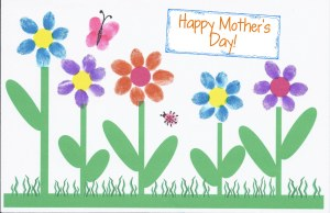 Happy Mother's Day, Clipart