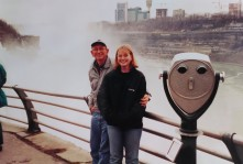 family vacation, Niagara Falls