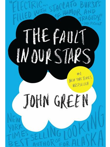 The Fault In Our Stars John Greene
