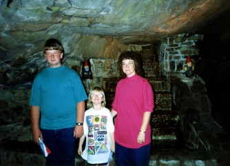 family vacation, Gatlinburg Tennessee