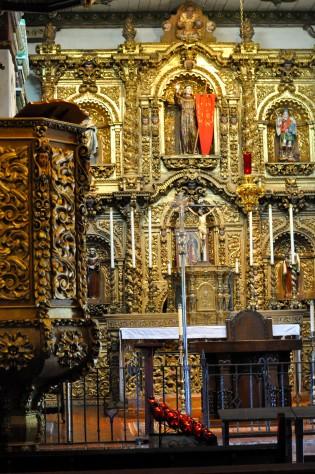 Serra's Chapel, Mission San Juan Capistrano, California