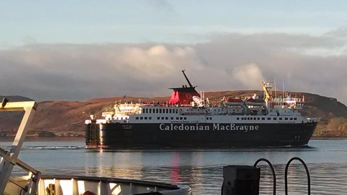 Ferry Caledonian MacBrayne