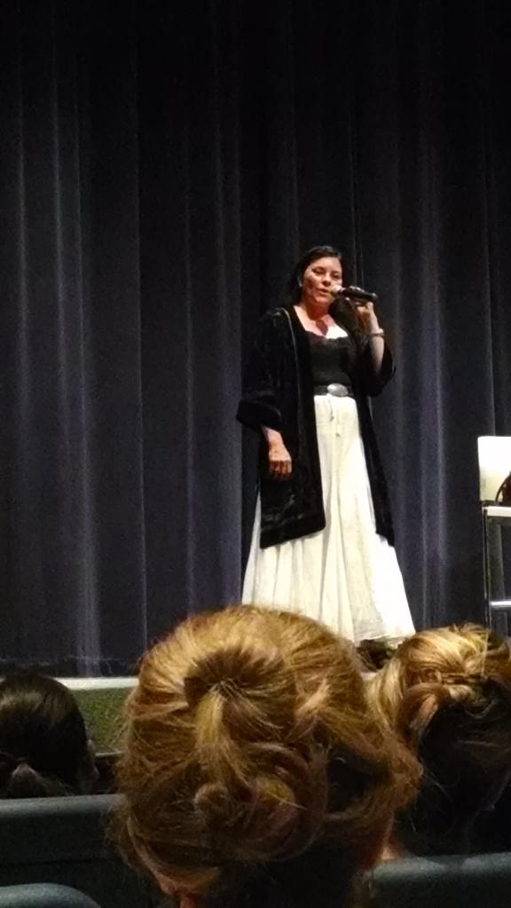 Diana Gabaldon Tempe speaking event